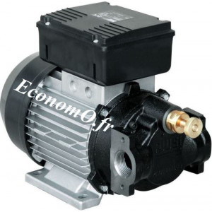 Pompe a Ailettes pour le Pompage de Biodiesel Gasoil et Huile VISCOMAT 90 T Piusi TRI 400 V 50/60 Hz 50 l/mn 1,35/1,1 kW