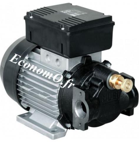 Pompe a Ailettes pour le Pompage de Biodiesel Gasoil et Huile VISCOMAT 70 T Piusi TRI 400 V 50/60 Hz 25 l/mn 0,8/1,1 kW