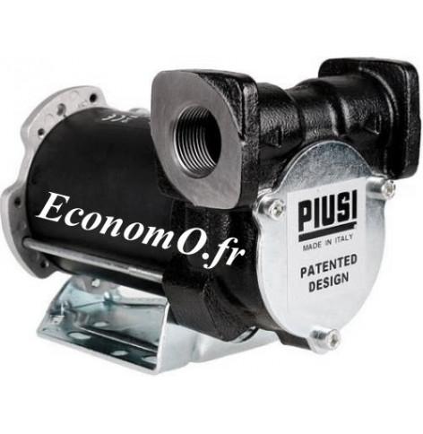 Pompe a Palettes pour Transvasement de Gasoil BP 3000 INLINE Piusi 24/12 V 50/30 l/mn - EconomO.fr
