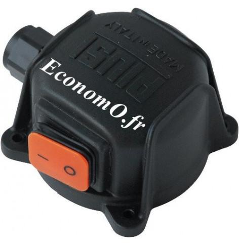Boitier Electrique Commutateur Piusi pour Pompe BP 3000 - EconomO.fr