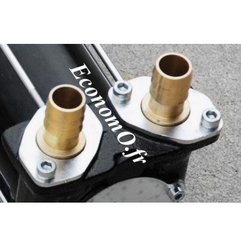 Kit Raccord Cannele D 20 pour Pompe BP 3000 Piusi - EconomO.fr
