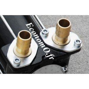Kit Raccord Cannele D 25 pour Pompe BP 3000 Piusi - EconomO.fr