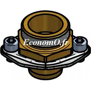 "Raccord Male 1"" (26 x 34) pour Pompe BP 3000 Piusi - EconomO.fr"