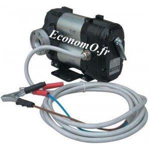 Pompe Piusi de Transvasement de Gasoil a Palettes BIPUMP 24 V 85 l/mn avec Interrupteur et Cable de 4 m - EconomO.fr