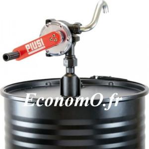 """Pompe Manuelle Rotative Piusi 2"""" (50 x 60) pour Huile et Diesel - EconomO.fr"""