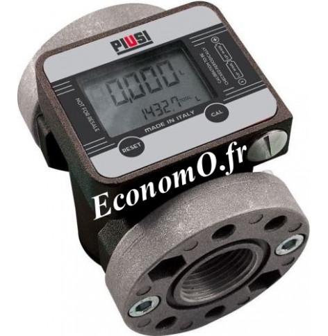 Compteur Electronique K600/3 diesel Piusi pour Antigel et Gasoil