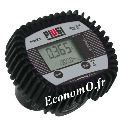 Compte-litres Piusi Electronique NEXT/2 pour Huile