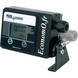 Afficheur a Distance Piusi pour Emetteur d Impulsion K200 K400 K600 oil K600 diesel K600/4 et K700 - EconomO.fr