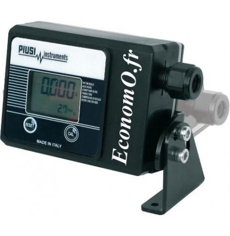 Afficheur a Distance Piusi pour Emetteur d Impulsion K600/4 - EconomO.fr