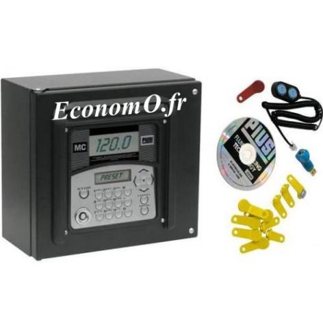 Tableau Electronique de Controle Piusi MC BOX complete 230V 50Hz 80 Utilisateurs - EconomO.fr