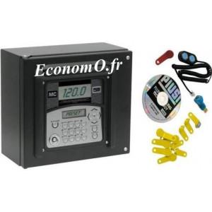 Tableau Electronique de Controle Piusi MC BOX complete 230V 50Hz 80 Utilisateurs