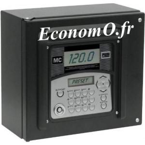 Tableau Electronique de Controle Piusi MC BOX Tous Fluides 230V 50Hz 80 Utilisateurs - EconomO.fr