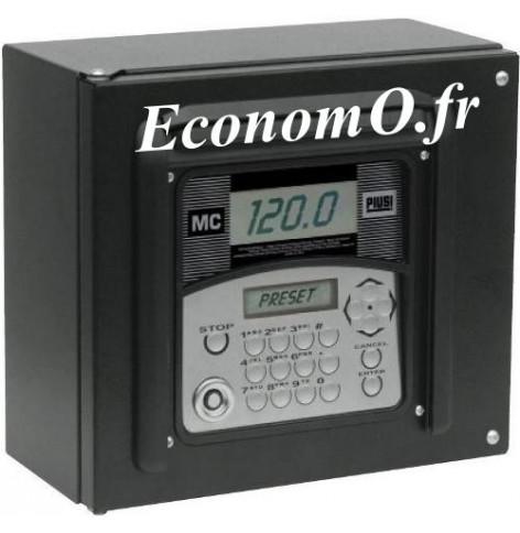 Tableau Electronique de Controle Piusi MC BOX Tous Fluides 230V 50Hz 120 Utilisateurs - EconomO.fr