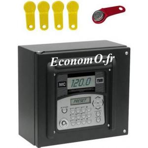 Tableau Electronique de Controle Piusi MC BOX LITE 230V 50Hz 20 Utilisateurs - EconomO.fr