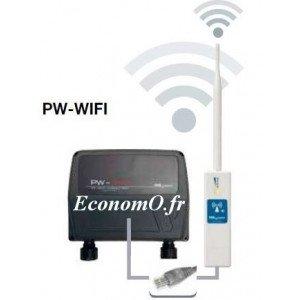 Logiciel PW-WIFI Piusi - EconomO.fr
