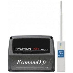 Repetiteur PWSTATION-WIFI Piusi - EconomO.fr