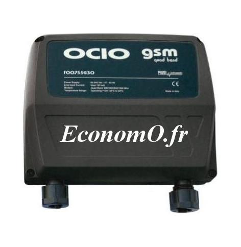 Expansion Piusi de 2 a 4 Reservoirs pour Transmission GSM du Niveau du Reservoir OCIO - EconomO.fr