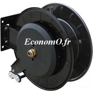 """Enrouleur Etroit Automatique PIUSI pour Tuyau de Distribution de Gasoil 3/4"""" Longueur max 9,5 m - EconomO.fr"""