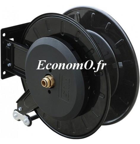 """Enrouleur Automatique PIUSI pour Tuyau de Distribution de Gasoil 1"""" Longueur max 10 m - EconomO.fr"""