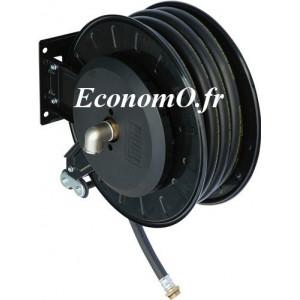 """Enrouleur Automatique PIUSI avec 10 m deTuyau de Distribution de Gasoil 3/4"""""""