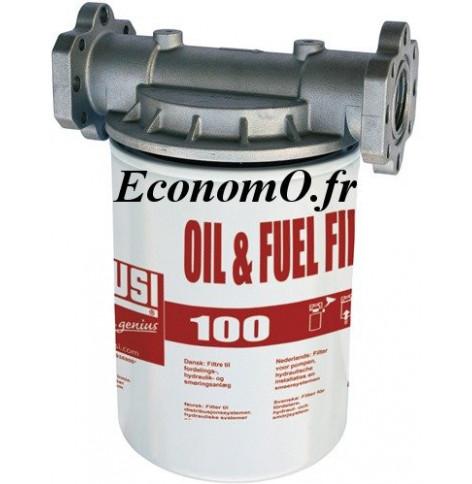 Filtre a Cartouche Huile et Fuel a Absorption d Eau 10 microns 100 l/mn