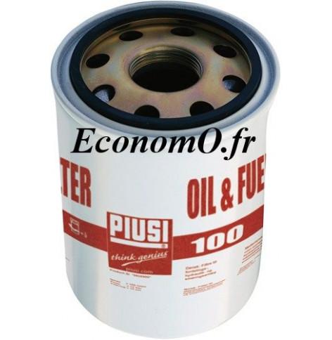 Cartouche pour Filtre a Cartouche Huile et Fuel a Absorption d Eau 10 microns 100 l/mn - EconomO.fr