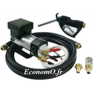 Groupe Portable de Transvasement d Huile Battery Kit Viscomat Piusi 12 V 10 l/mn - EconomO.fr