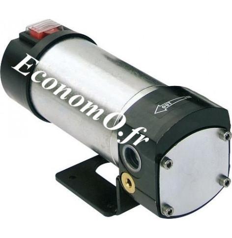 Pompe a Huile a Courant Continu VISCOMAT DC 60/1 Piusi 24V 4 l/mn - EconomO.fr