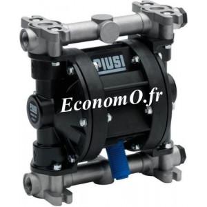Pompe Pneumatique à Membrane pour Huile et diesel Piusi MA130 Aluminium 50 l/mn - EconomO.fr