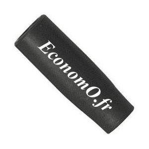 Protection en Caoutchouc Noir Pivotante - EconomO.fr