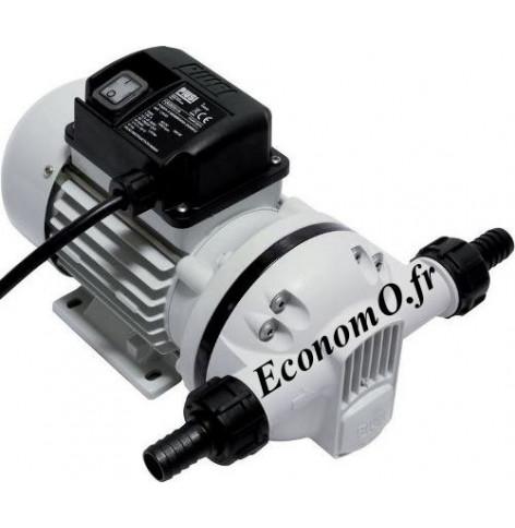 Pompe pour Uree SUZZARABLUE AC Piusi  230 V 50 Hz 34 l/mn