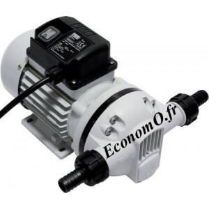 Pompe pour Urée SUZZARABLUE AC Piusi  230 V 50 Hz 34 l/mn avec TIMER - EconomO.fr