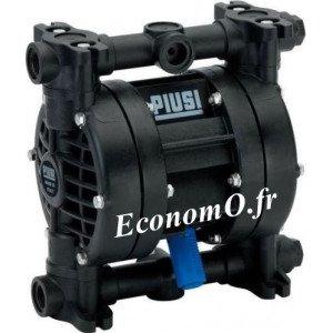 Pompe Pneumatique à Membrane pour Diesel, Eau, Urée et Antigel Piusi MP130 Polypropylène 50 l/mn - EconomO.fr