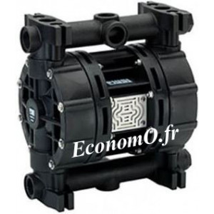 Pompe Pneumatique à Membrane pour Diesel, Eau, Urée et Antigel Piusi MP180 Polypropylène 150 l/mn - EconomO.fr