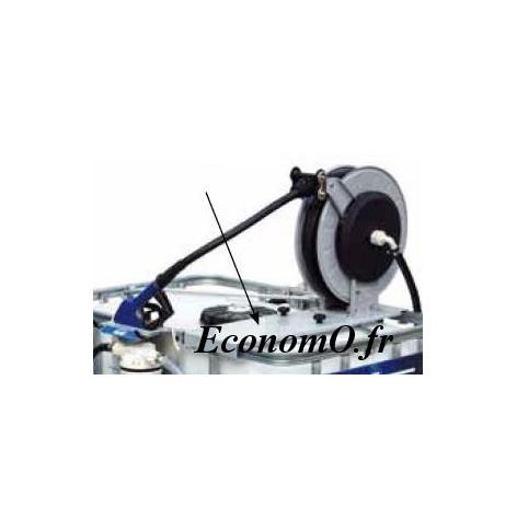 Kit Support d Enrouleur pour Reservoir IBC - EconomO.fr