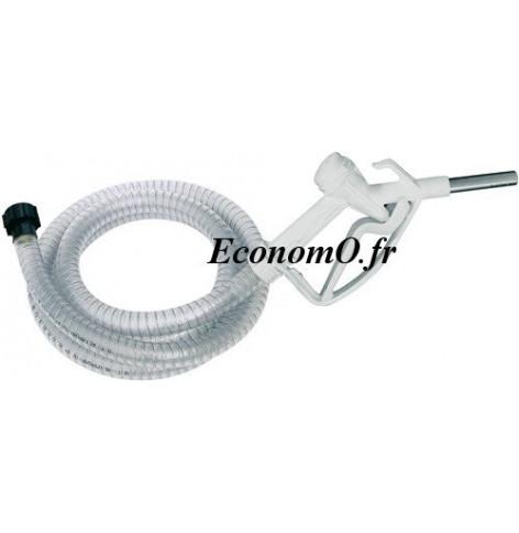 Kit connection Basse par Gravite avec Raccord Reservoir IBC 60 x 6 et Pistolet Manuel