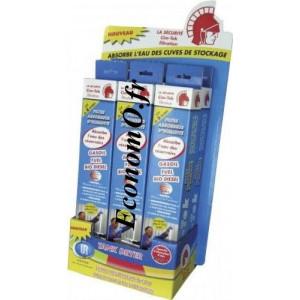 """Lot de 6 Boîtes de 2 Filtres pour Réservoir Orifice 2"""" capacité d' Absorption 0,35 L sur Présentoir - EconomO.fr"""