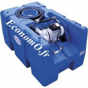Cuve de Ravitaillement Adblue Renson Polyéthylène 200 L 12 V 35 L/min avec Pistolet Automatique - EconomO.fr