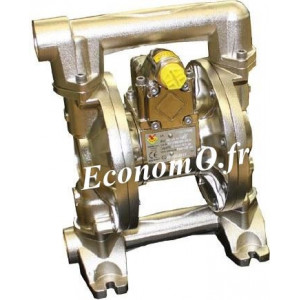 Pompe à Membrane en Aluminium 2 à 6 bars pour le Transvasement de L'Huile - EconomO.fr