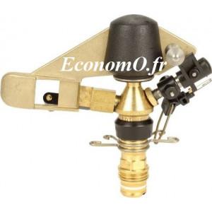 Arroseur Perrot ZA 7 W Buse 3,5 à 4,5 mm de 0,69 à 1,53 m3/h Portée 8 à 11,2 m entre 2,5 et 4,5 bars - EconomO.fr