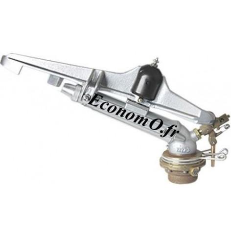 Canon Arroseur Perrot ZN 23 W Buse 14 à 24 mm de 12,8 à 54,22 m3/h Portée 27,5 à 50,5 m entre 3 et 7 bars - EconomO.fr