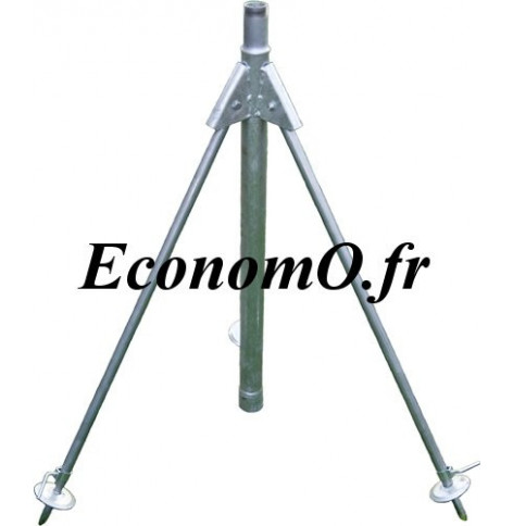 "Trepied Perrot 0CTR70 pour Arroseur Sprinkler 20 m3/h Femelle 2"" (50 x 60) Mâle 1""1/2 (40 x 49) - EconomO.fr"