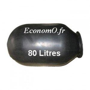 Vessie de Rechange V80 pour Reservoir 80 Litres - EconomO.fr