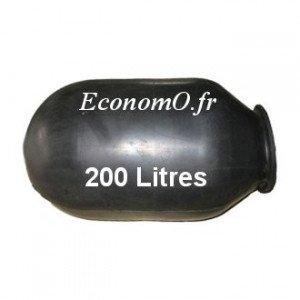 Vessie de Rechange V200 pour Reservoir 200 Litres - EconomO.fr