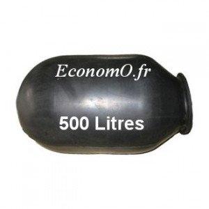 Vessie de Rechange V500 pour Reservoir 500 Litres - EconomO.fr
