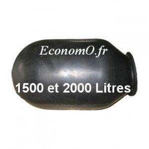 Vessie de Rechange V2000 pour Reservoir 2000 Litres - EconomO.fr