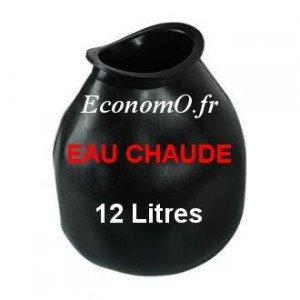 Vessie de Rechange Eau Chaude V12 EC pour Reservoir RVEC 12 Litres - EconomO.fr