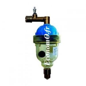 Régulateur d'air Automatique ARIAMAT pour pompe de Surface Réservoir 150 à 2000 Litres - EconomO.fr