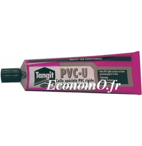 Tube de Colle PVC 125 g - EconomO.fr