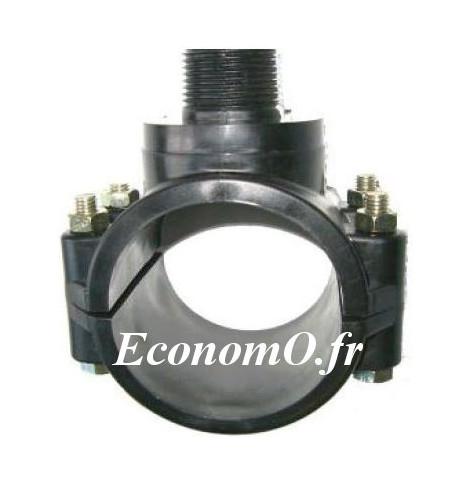 Collier de prise en charge Unistar /Ø 40 mm 1//2